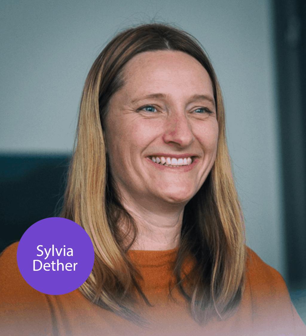 Sylvia Dether social media
